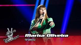 "Baixar Marisa Oliveira - ""Shallow""    Prova Cega   The Voice Portugal"