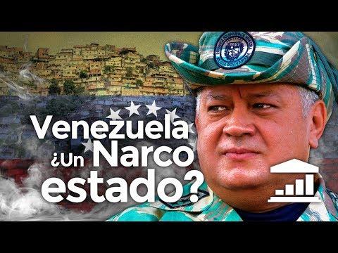 Como VENEZUELA se convirtió en un NARCOESTADO