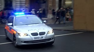 rare met police ex arv responding 1080p 60fps