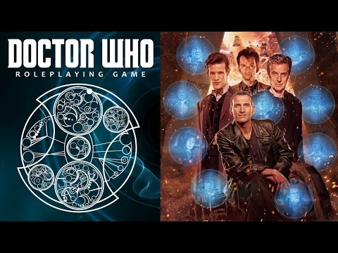 Doctor Who Roleplaying Game - Introduction