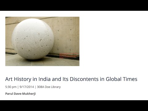 Art History in India and Its Discontents in Global Times