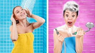 Lucky vs Unlucky! Awkward Situations Every Girl Can Relate To