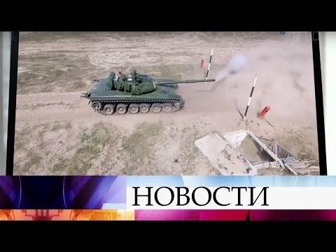 Оботправке новой партии тяжелой боевой техники вДонбасс заявил Петр Порошенко.