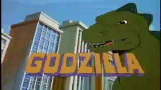 Hanna-Barbera Godzilla Intro but without Godzooky
