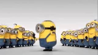 Los Minions Electrónica (Banana Bounce)