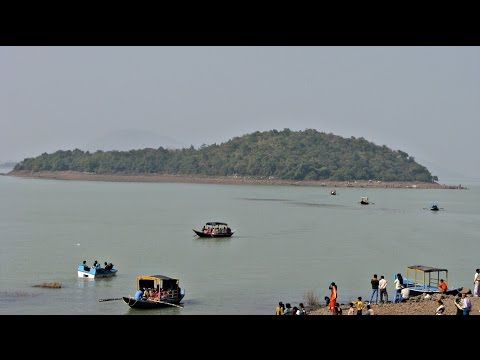 Maithon Spoon Island - Off Kolkata - Beautiful West Bengal - Destination East - Incredible India