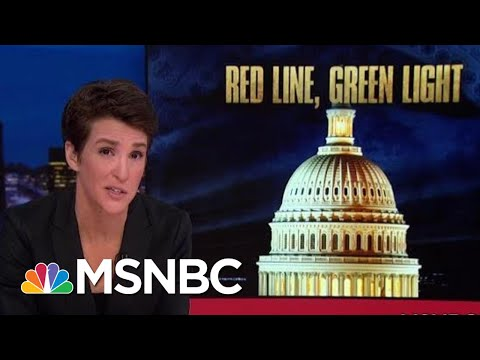 Democrats Ready To Charge Across Donald Trump's Red Line With New Probes | Rachel Maddow | MSNBC