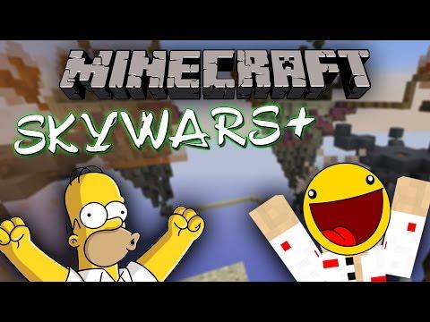 """Minecraft Skywars+"" - НЕВЕРОЯТЕН КЪСМЕТ"