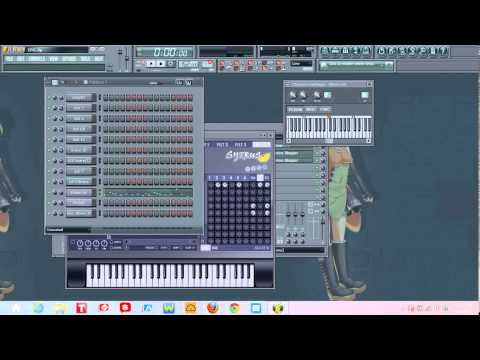 how to make trap melodies in fl studio