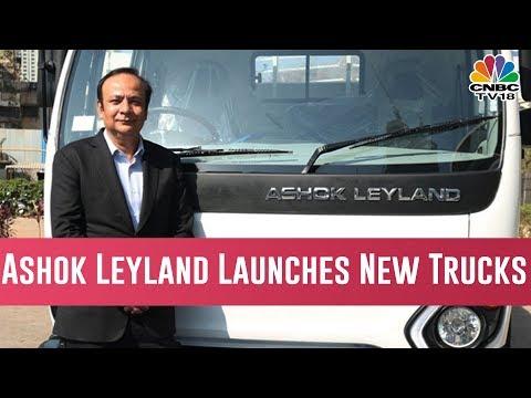 Ashok Leyland Launches Guru 1010 ICV, Boss 1616 And 1916 Medium-Duty Trucks