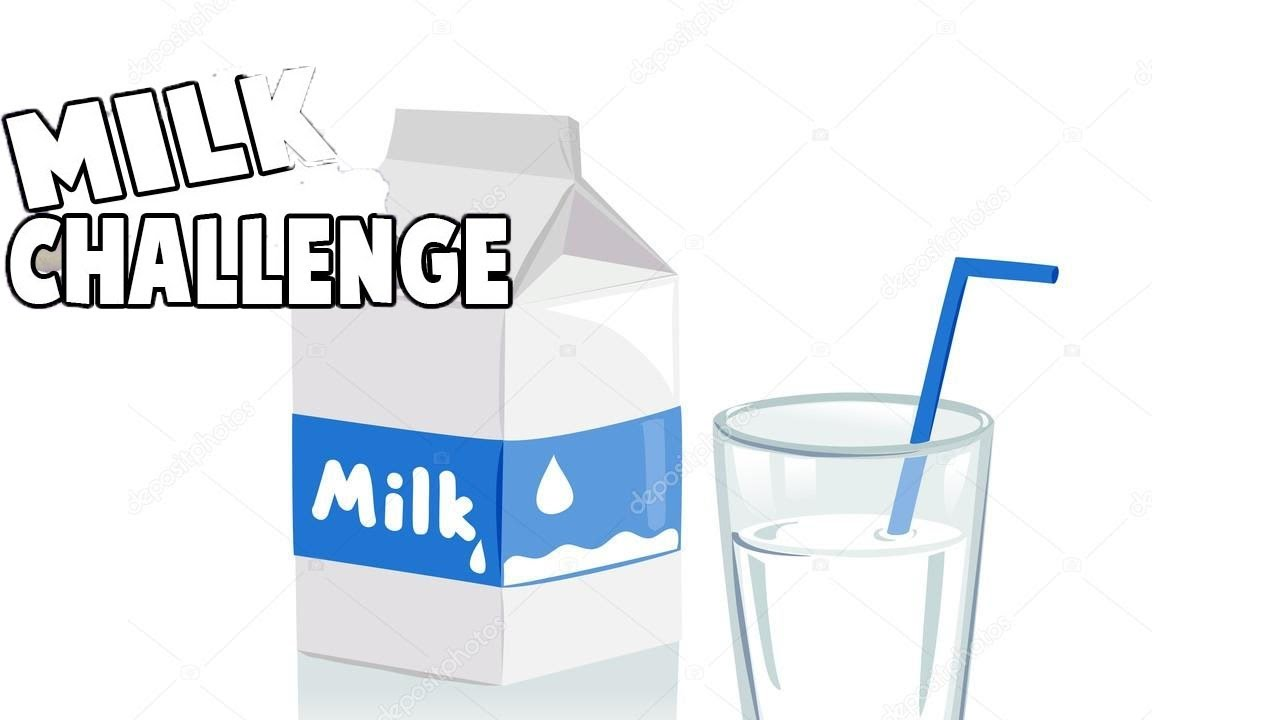 how to win the milk challenge