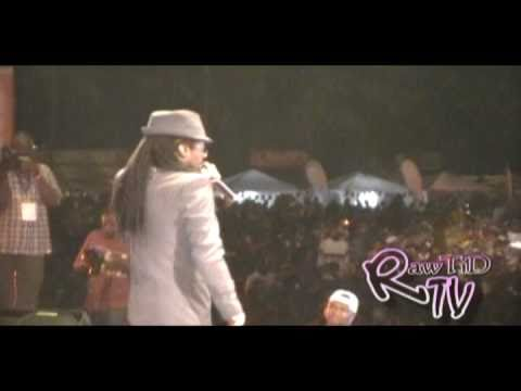 Beenie Man In Zimbabwe - Oct 2010 (Rawtid TV)