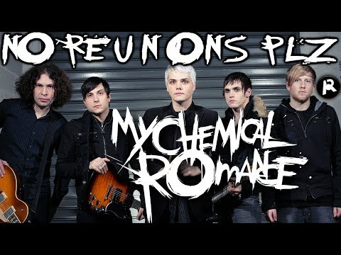 I Don't Want My Chemical Romance to Reunite. Here's Why...