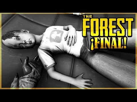 ¿SALVAMOS A TIMMY? - FINAL THE FOREST