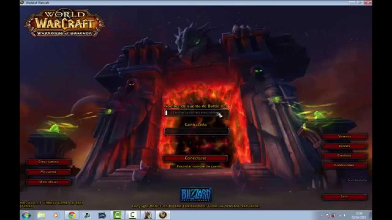 launcher firestorm wow