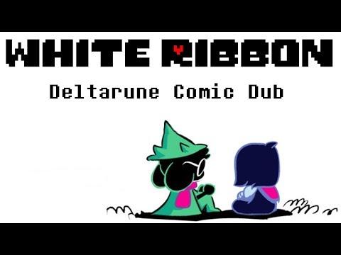 White Ribbon - Deltarune Comic Dub