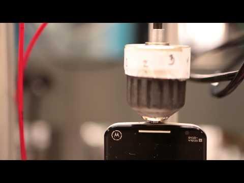 Inside Motorola's phone-testing lab