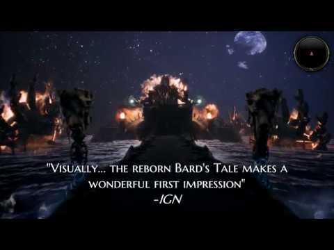 Посмотрите релизный трейлер RPG The Bard's Tale 4 от создателей Wasteland 2