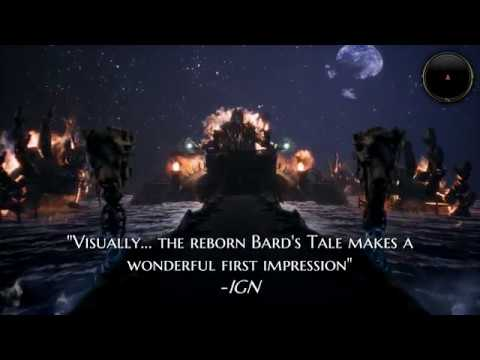 The Bard's Tale IV: Barrows Deep Launch Trailer