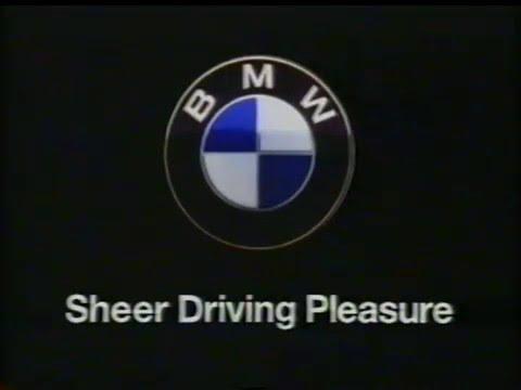 Bmw 3 Series Australian Tv Ad 1997 Sheer Driving
