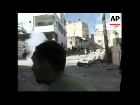 Palestinian militant killed during Israeli military raid