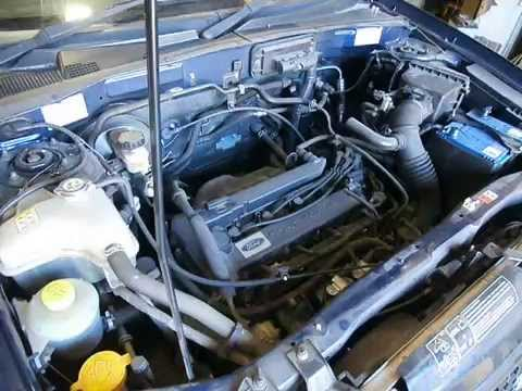 Wrecking 2005 Ford Escape Engine 2 3 J14638 Youtube