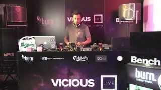 Fer BR plays Alvaro AM - Bembe (Original Mix) @ Vicious Live 20.03.2014