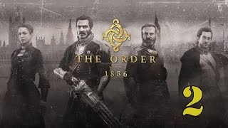 The Order 1886 - PS4 - El asunto de Whitechapel EP 2