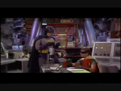 1960s batman the movie: short version