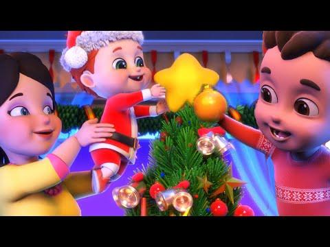 Christmas songs | Celebration and gift christmas  2018 | nursery rhymes from Jugnu kids