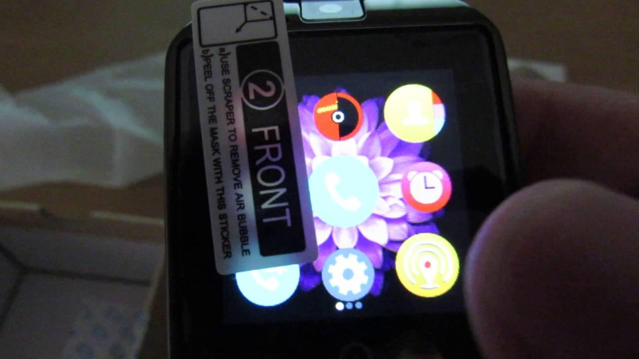 Q18 Smartwatch Phone Video Youtube