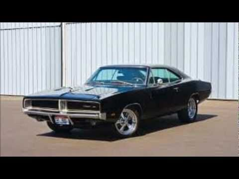 1969 dodge charger vs 1969 chevy camaro youtube. Black Bedroom Furniture Sets. Home Design Ideas