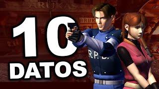 10 Curiosidades Que No Sabias ► Resident Evil 2