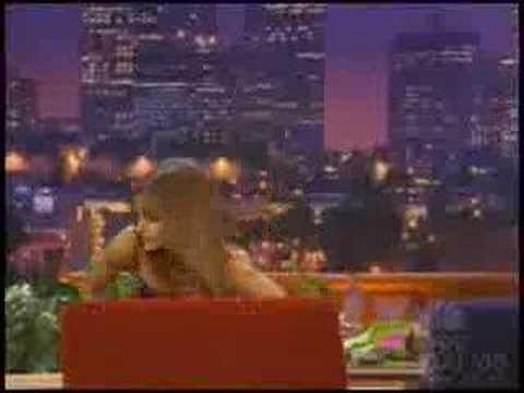 Cindy Crawford g-string