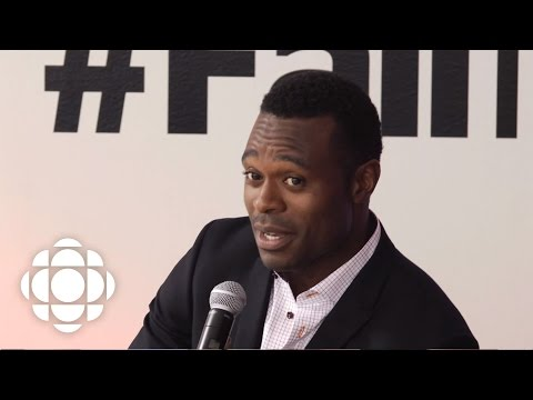Lyriq Bent of The Book of Negroes: How I Got Into Acting  CBC Connects