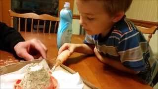 Five Year Old's Volcano Eruption Kit: Discovery Kids Science Experiment!