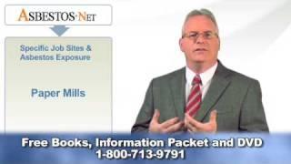 Asbestos at Paper Mills May Cause Mesothelioma | Asbestos.net