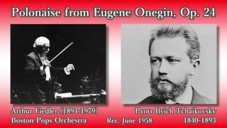 Pyotr Ilyich Tchaikovsky (1840-1893) Act3: No. 19 Polonaise from Eu...