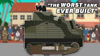 "The Bob Semple Tank - ""The Worst Tank ever Built"""
