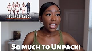 The Last Dance : Michael Jordan Documentary Reaction / Review | Lessons Learned