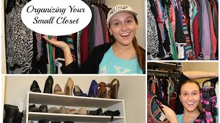 Organizing Your Small Closet Thumbnail