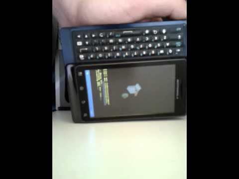 Dr.Celular - Motorola Milestone 2 A953 - Hard Reset - Desbloquear - Resetar