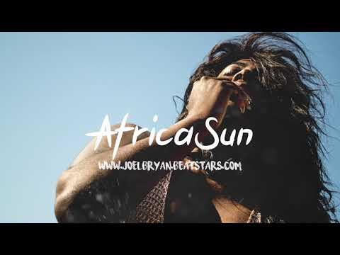"""Afro Pop Instrumental 2019 """"AfricaSun"""" (Davido Type Beat)"""