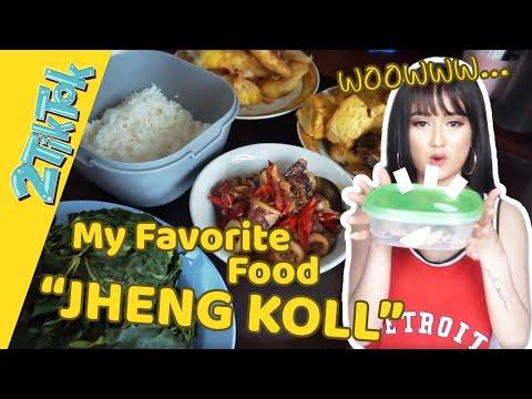 Jengkol Goreng Ala Sella Selly 2TikTok #Vlog