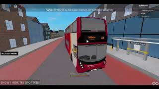 Finall Route 118 from Manchester to Middleton- Buses- The Original ROBLOX