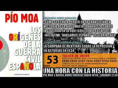 053 - La campaña de mentiras sobre la represión en Asturias en 1934 |