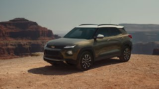 homepage tile video photo for Chevy Trailblazer - Middle of Nowhere: Chevy Commercial | Chevrolet