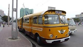 Pyongyang Trolleybus Ride
