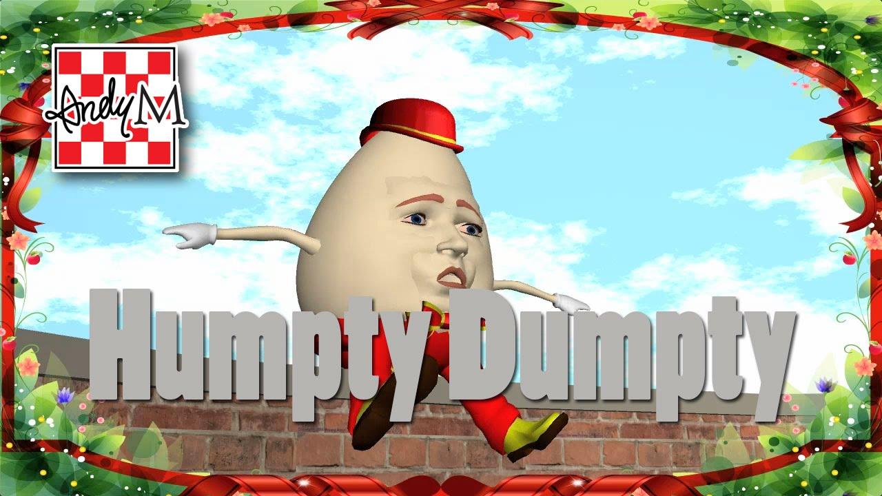 Humpty Dumpty Youtube