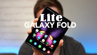 Samsung Galaxy Fold Lite - народный смартфон за 1100 долларов